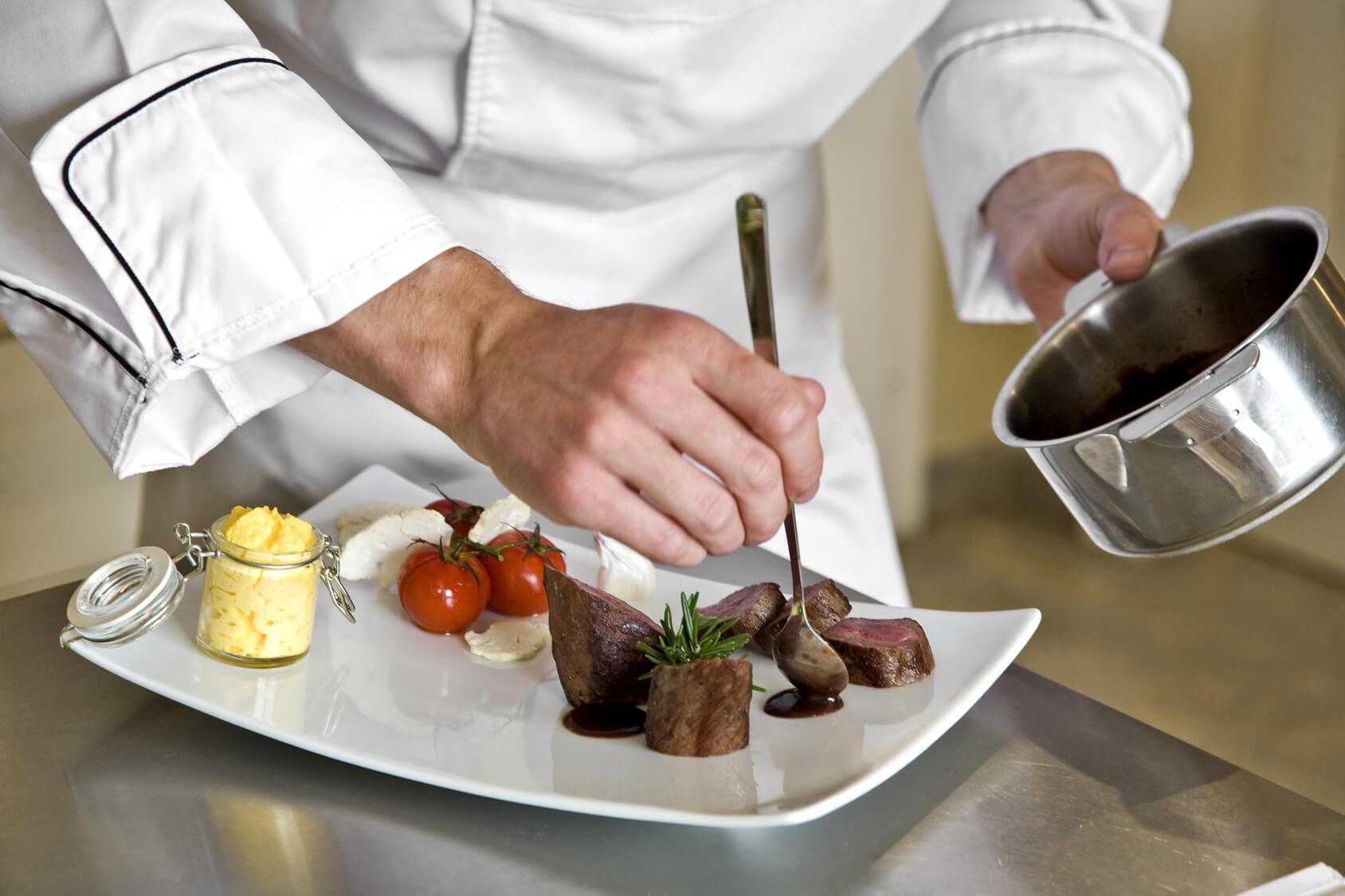 Programa De Dirección De Cocina Hecansa Ciclos